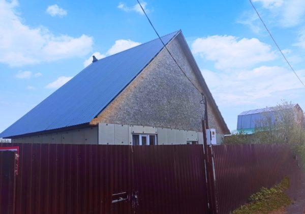 Частный дом в Иглино