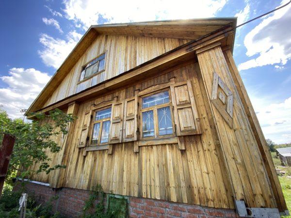 Деревянный дом под ремонт Уфа