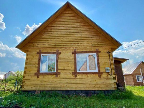 Дешевый дом около Уфы