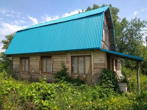 Старый домик в уфимском районе купить